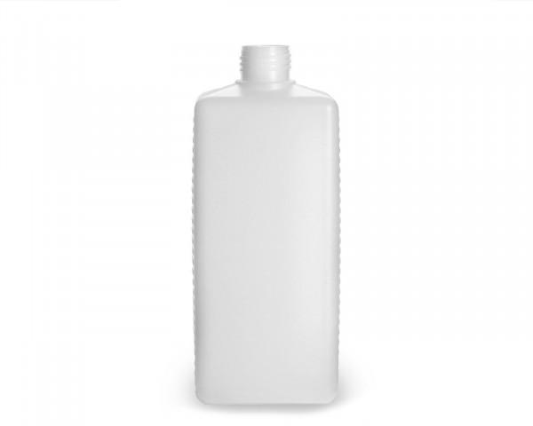 500 ml Plastikflasche aus HDPE mit 25 mm Gewinde