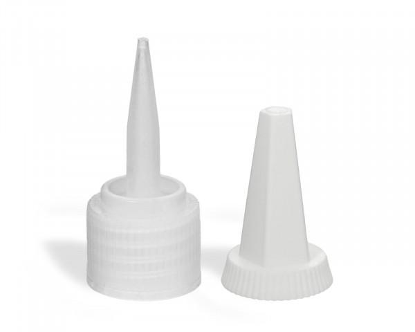 Dosierverschluss aus LDPE mit 18 mm Gewinde