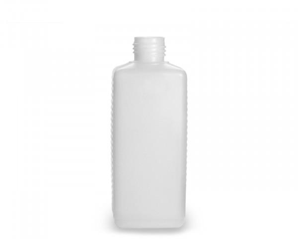 250 ml Plastikflasche aus HDPE mit 25 mm Gewinde