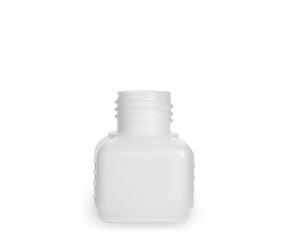 30 ml Plastikflasche aus HDPE mit 25 mm Gewinde
