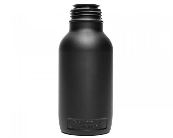 Lichtdichte Gefahrgutflasche mit 1000 ml Volumen und UN-Zulassung