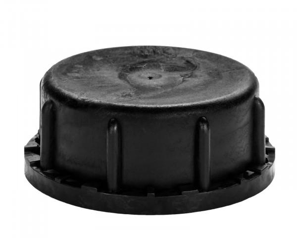 Kanister,Verschluss,61 mm Gewinde,DIN 61,schwarz,Originalitätsring,Schaumdichtungsring
